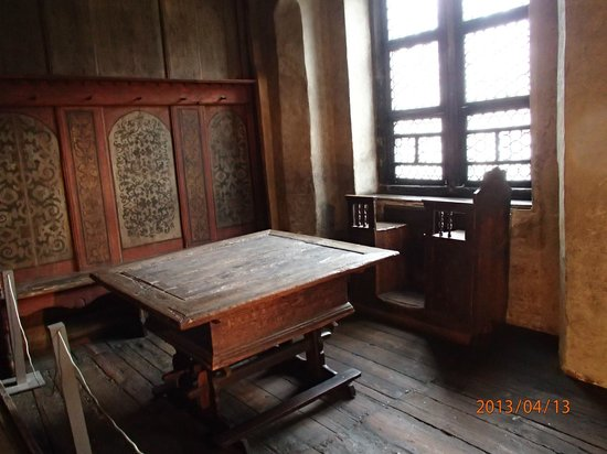 Lutherhalle/Lutherhaus: Martin Luther's living room