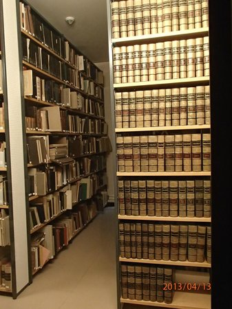 Lutherhalle/Lutherhaus: Some of the books that Martin Luther wrote