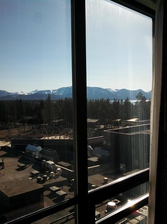 Harveys Lake Tahoe: View from 9th Floor- Towards Lake Tahoe