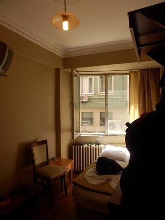Yildiz Hotel : A1 room