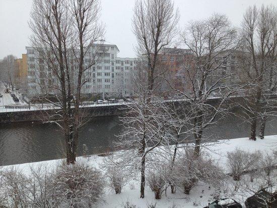 Hotel Hansablick Garni: Blick aus dem Zimmer