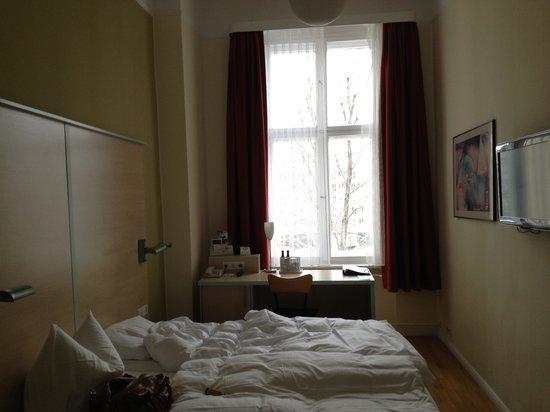 Hotel Hansablick Garni: Zimmer