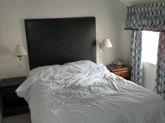 رويال هوتل روس أون واي: Small double bed