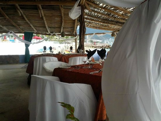 Las Palmas by the Sea: Special |Meal setting