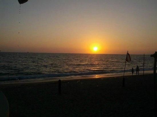 Las Palmas by the Sea: Sunset