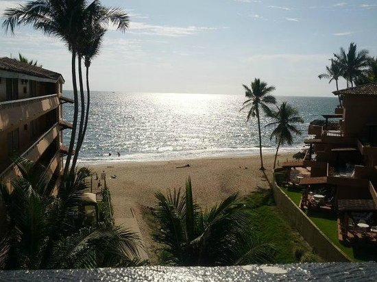 Las Palmas by the Sea: view from the balcony