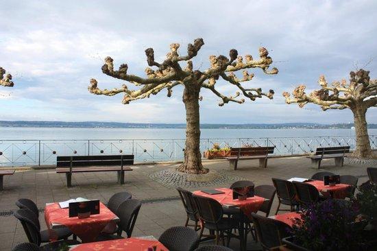 Seehotel zur munz meersburg bodensee recenzie for Seehotel immenstaad