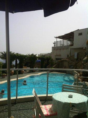 Hotel La Floridiana: pool