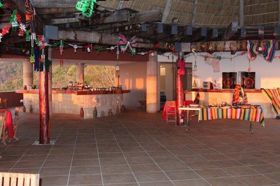 Restaurante Las Carmelitas: Inside Restaurant