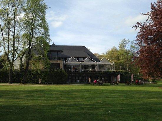 Torenhof: Hauptgebäude