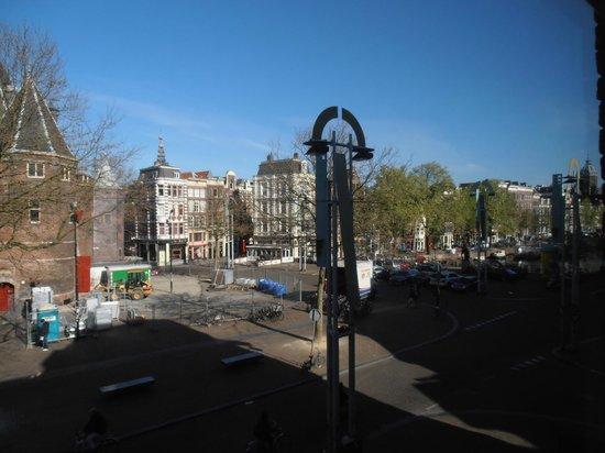 Inn old Amsterdam: Uitzicht
