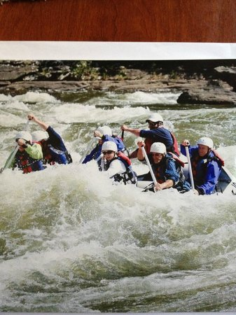 Adventures on the Gorge - Lodging: Rafting 2