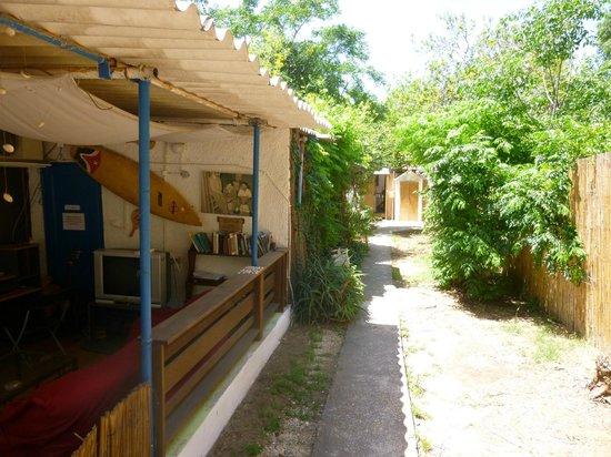 The Resort Hostel: Gastenruimte
