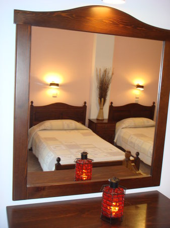 Villa Anemone: twin room