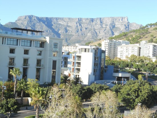 Protea Hotel by Marriott Cape Town Waterfont Breakwater Lodge: view from room 1212