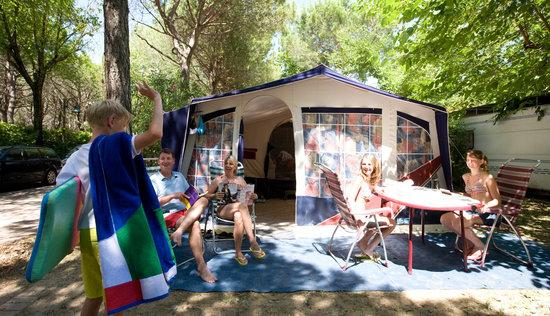 Italy Camping Village: Camping