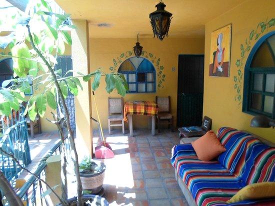 Cabo Inn Hotel: un lugar limpio y tranquilo