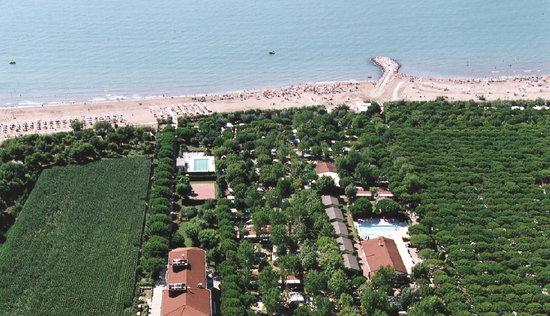 Italy Camping Village: Aerea