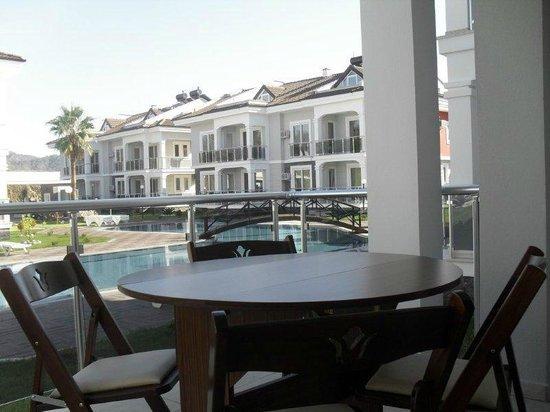Deska Legend Apartments: Terrace Room View