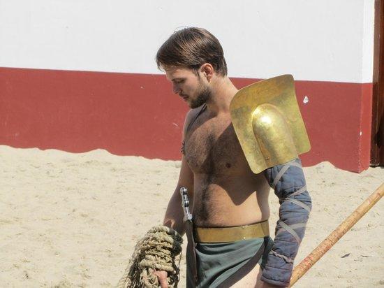 Archeon: Romeine krijger in de Arena
