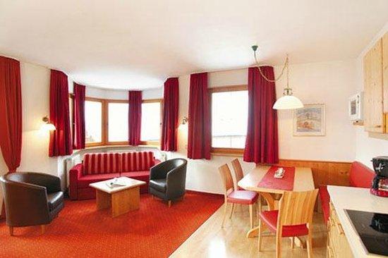Apart-Hotel Dreisonnenhof: 2-Zimmerappartement 2-Sonnen Nr. 3