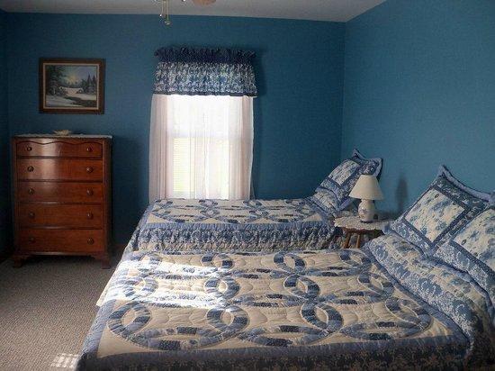 Dalton Inn : Blue room