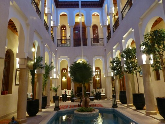 Angsana Riads Collection Morocco - Riad Lydines: Inside Riad Lydines
