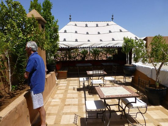 Angsana Riads Collection Morocco : Roof terrace