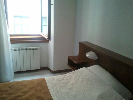 Hotel Abbazia: Bed