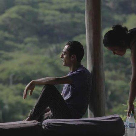 Haramara Retreat: Vista del salon principal