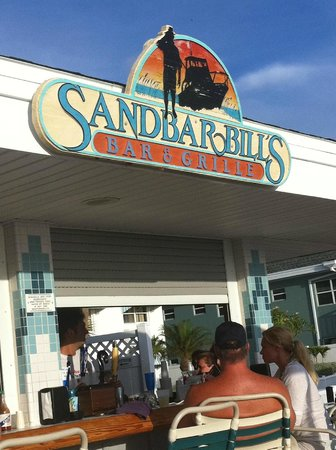 Sandbar Bill's: Best Beach Bar