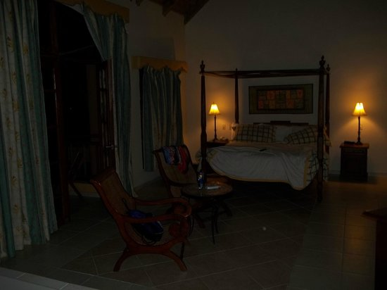 Caribe Club Princess Beach Resort & Spa: poster bed