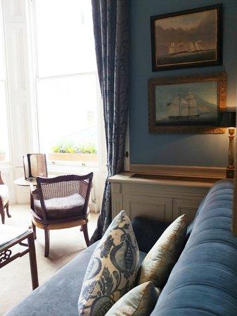 Cranley Hotel: Particolare hall