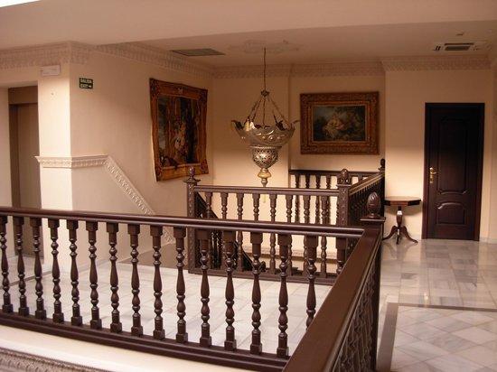 Hotel El Poeta de Ronda: the first floor