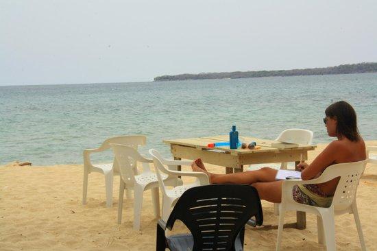 RestoBar Los Corales: relax!