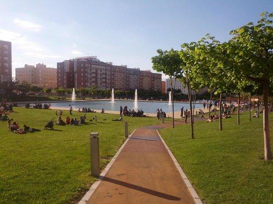 Resultado de imagen de parque bulevar jaen