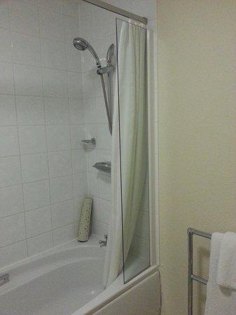 Moorhill House Hotel: Agister bathroom room 6 shower