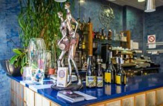 Restaurante Tio Pepe: entrada