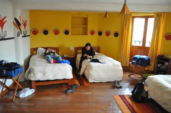 Eureka San Blas: Zimmer