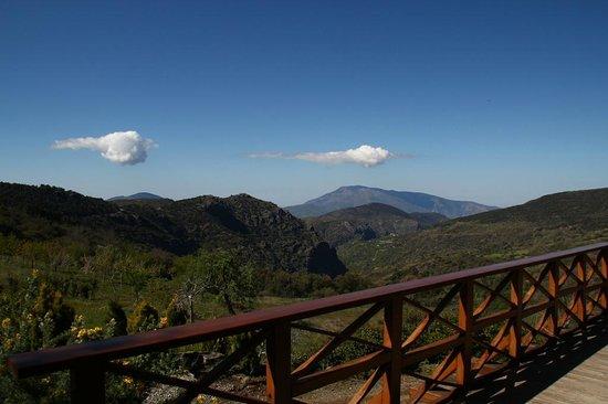 El CastaNar Nazari: Vistas desde El Castañar Nazarí