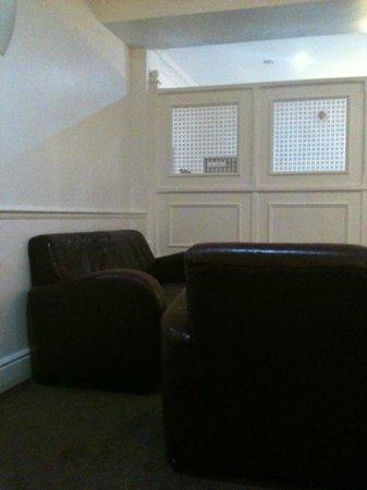 Best Western Plus Aston Hall Hotel: lounge area