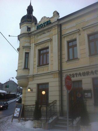 Jelinkova Vila Hotel