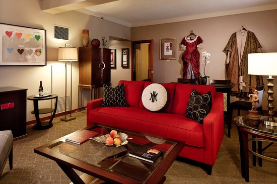 The Heathman Hotel: Portland Center Stage Suite