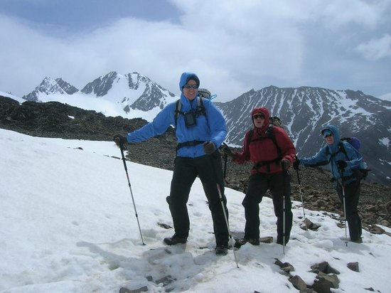 Hostal Bellavista Patagonia: Trekking Las Torres