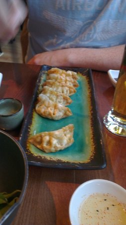 Makiyaki Gyoza