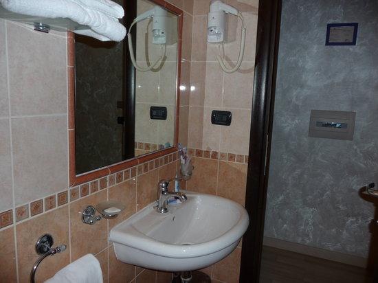 New Inn: ancora bagno