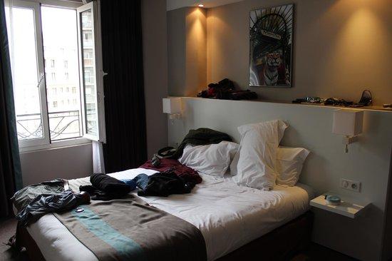 Holiday Inn Paris Auteuil: The Room