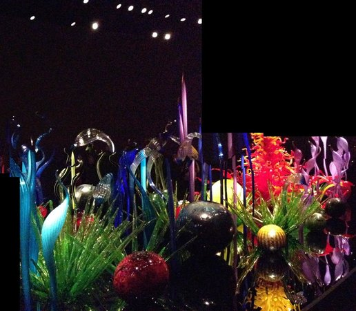 Indoor Magic Garden Picture Of Chihuly Garden And Glass Seattle Tripadvisor