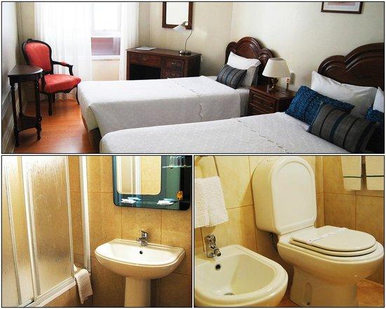 Hotel Brasilia: Quarto