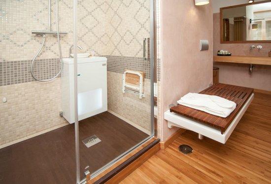 Midori Oriental Suite: suite Golden Lotus-bagno turco/boxdoccia